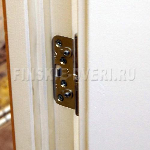 Деревянные входные двери с уплотнителем 79